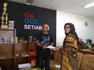 Literasi Keuangan dalam Meningkatkan Kinerja UMKM di Kec Setia Budi oleh STIE Muhammadiyah Jakarta