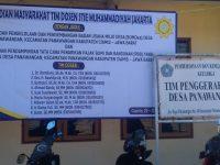 Pendampingan Pengelolaan dan Pengembangan Badan Usaha Milik Desa (BUMDes) Desa Panawangan Kecamatan Panawangan Ciamis Jawa Barat