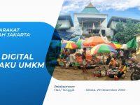 Pengabdian Kepada Masyarakat Pelatihan Pemasaran Digital kepada Pelaku UKM Kelurahan Bambu Apus