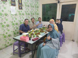 Buka Bersama Informal Pimpinan dan Karyawan STIEMJ