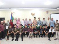 Halal Bi Halal Dosen dan Karyawan STIE Muhammadiyah Jakarta 22 Mei 2021