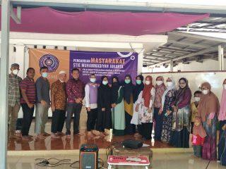 Pelatihan Pemasaran Digital & Manajemen Keuangan Bagi Para Pelaku UMKM di Kelurahan Sarua, Ciputat, Tangerang Selatan